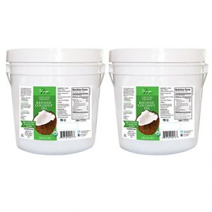 Tresomega Nutrition Organic Coconut Oil